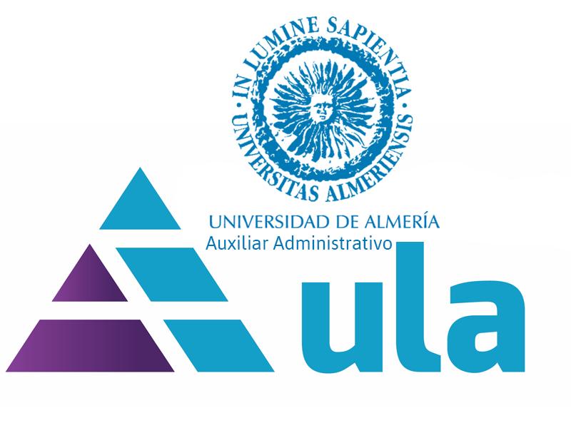 Auxiliar Administrativo Universidad Almería